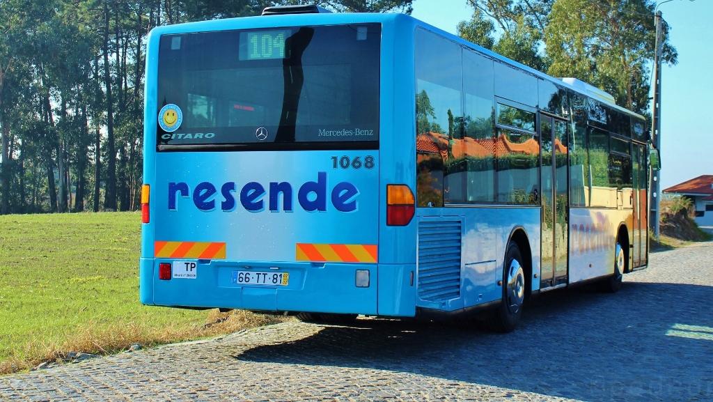 Mais um autocarro para a frota urbana
