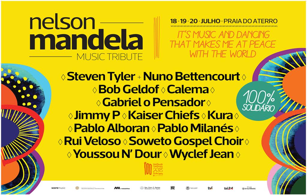 Nelson Mandela Music Tribute