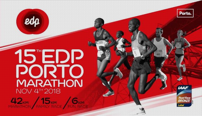 Maratona do Porto 2018 – Domingo, 4 de Novembro